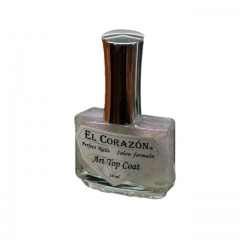 El Corazon, Топ Art Top Coat, №421/26 Northern Lights, 16 мл